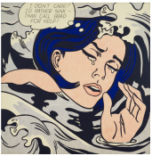 10. Roy lichtenstein
