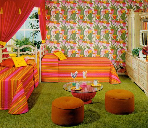 Post 3 1960 S Interior Design 2016 Green And Interior Design