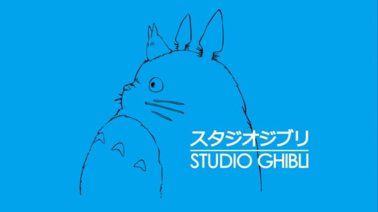 3.STUDIO GHIBLI
