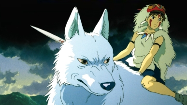 9.princess mononoke