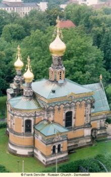 Russian Church - Darmastadt_l