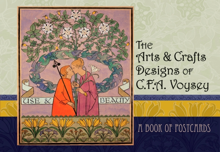 the-arts-crafts-designs-of-c-f-a-voysey-book-of-postcards-49_title page for blog