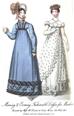 1818-03 Ladies Monthly Museum
