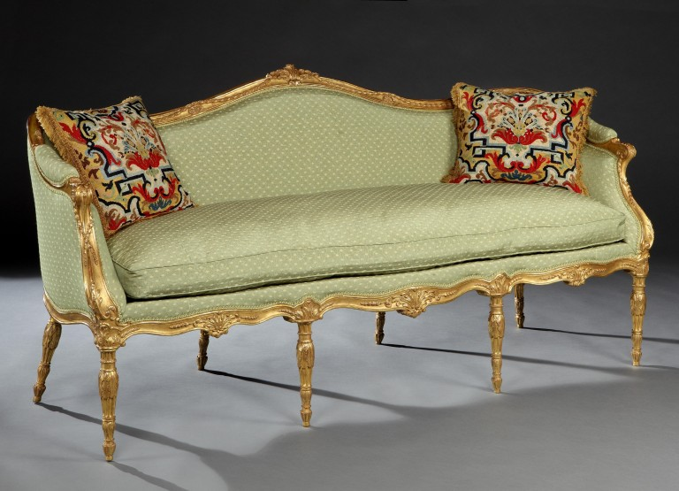a-george-iii-chippendale-period-giltwood-settee-1