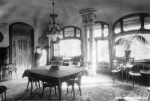 antoni gaudi-Casa Batllo-interior