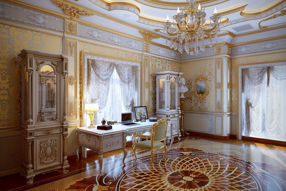 Post 8 Traditional French Design Origins 2016 Green And Interior