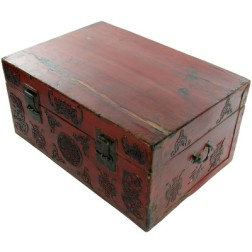 Oriental-Furniture-Chinese-Traditional-Hand-Carved-Trunk