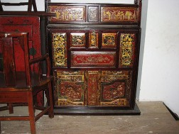 storage chest of draws