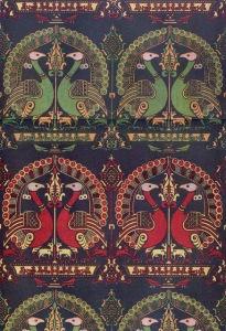 14thc-woven textile 1