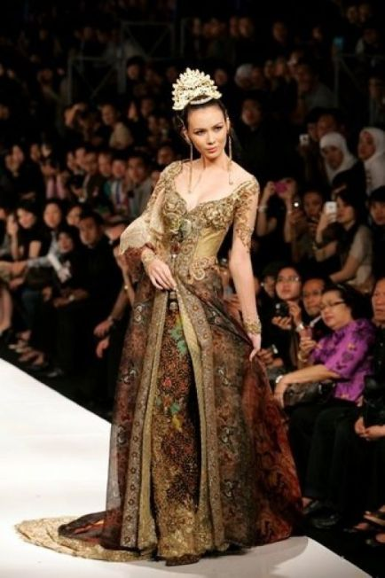 Modern Trend Wedding Dress Kebaya Modern Best Anne Avantie